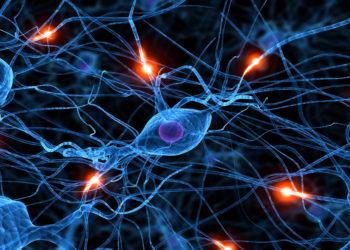 neuronen-achtergrond
